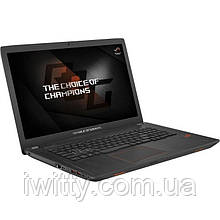 "Ноутбук ASUS ROG GL753VE 17.3"" (GL753VE-IS74)​​​​​​​ Black"
