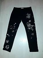 Черные женские штаны Gaialuna ( Италия)