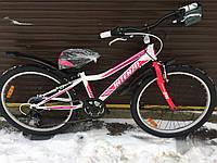 Горный подростковый велосипед для девочки Intenzo Elite 24 (2018) new, фото 1