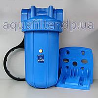 """Фильтр грубой очистки воды Aquafilter FH10B1-B-WB Big Blue 10"""" (ВВ10) 1"""""""