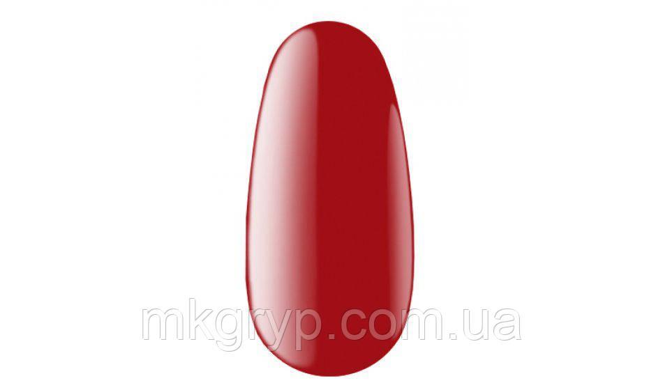 Гель лак RED № 80 насичений червоний, 8мл