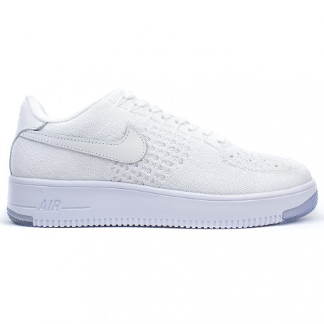 bc66aacd Оригинальные женские кроссовки Nike Air Force 1 Flyknit Low: продажа ...