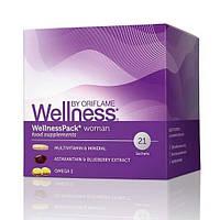 Wellness, витамины доя женщин, Вэлнэс Пэк для женщин