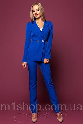 Женский классический костюм с пиджаком (Сонетjd), фото 2
