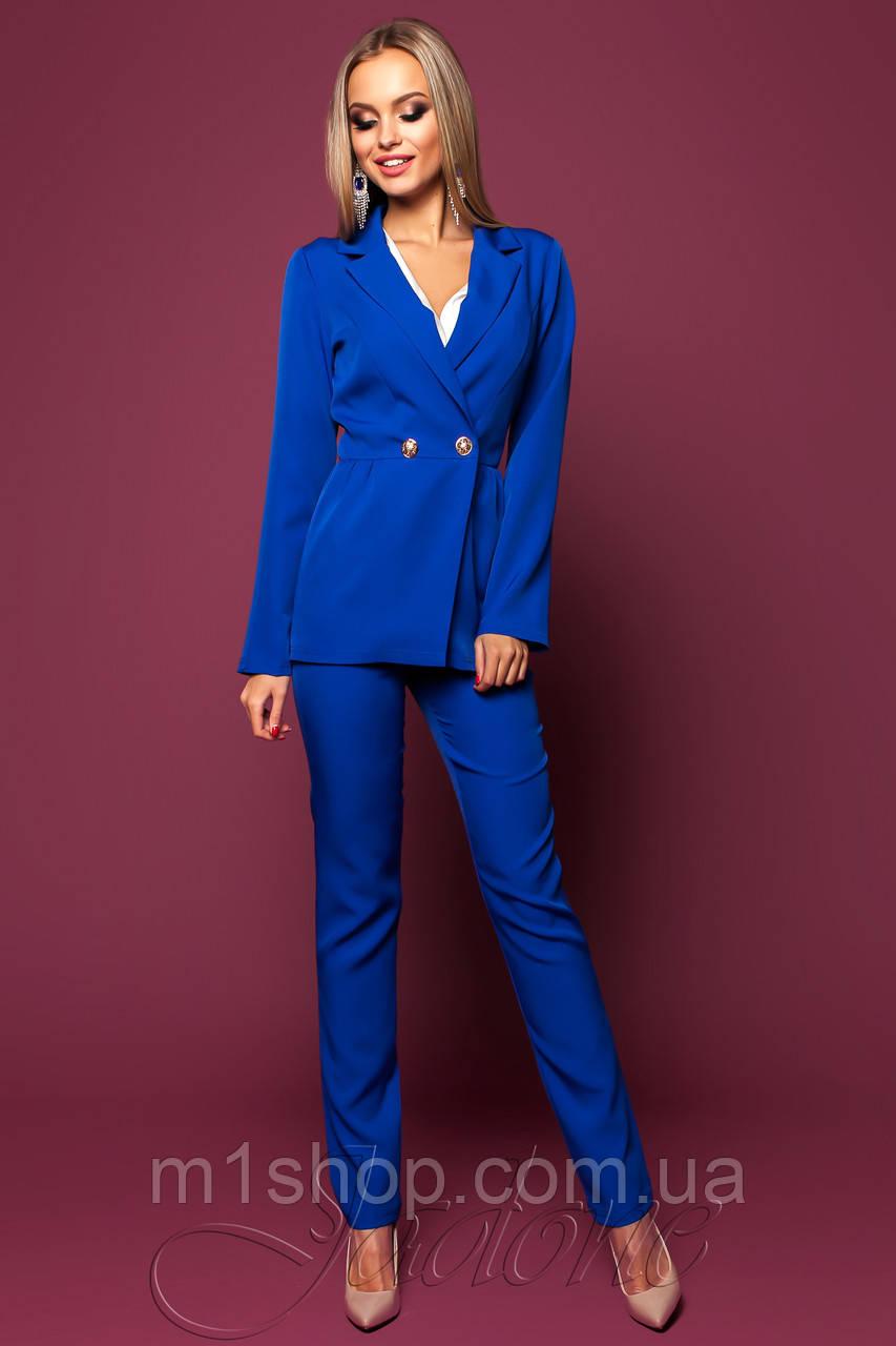 Женский классический костюм с пиджаком (Сонетjd)