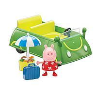 Игровой набор машина Свинки Пеппы, Peppa Pig Holiday Time Sunshine Car