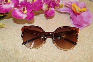 Солнцезащитные очки женские 2016 (коричневые)