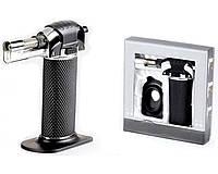Горелка для пайки. Зажигалка универсальная №0595 Газовая горелка с высоким давлением