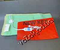 Двухспальная электропростыня электроматрас New KET 140х155 с двойным регулятором 110 Вт полиамид Турция , фото 1