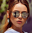 Очки Dior So Real (серебро), фото 4