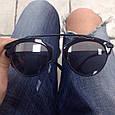 Очки Dior So Real (зеркальные+черные), фото 3