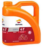 Моторное масло Repsol Moto Racing 4T 5W40 (4л)
