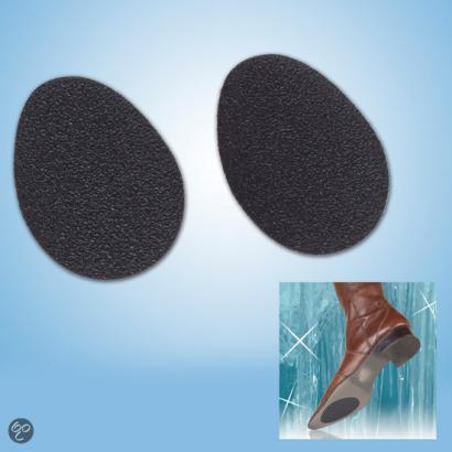 Антискользящие накладки-подушечки для обуви (набор 2 шт.)