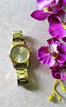 Часы Женева (золотые)