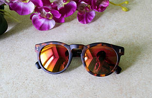Очки солнцезащитные ILLESTEVA LEONARD    (лео-оранж)