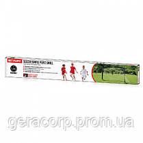 Розкладні футбольні ворота з мішенню 2в1 Soccer Smart Playz, фото 3