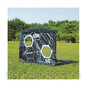 Розкладні футбольні ворота з мішенню 2в1 Soccer Smart Playz, фото 2