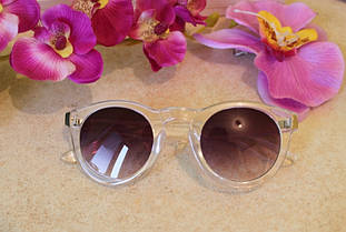 Солнцезащитные очки прозрачная оправа