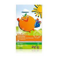 Wellness, витамины для детей, Комплекс «Мультивитамины и минералы» для детей