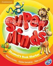 Super Minds Starter Student's Book with DVD-ROM / Учебник