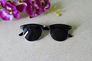 Солнцезащитные очки  (черные)