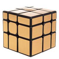 Дзеркальний кубик Рубіка MoYu 3x3 Mirror S (Золото), фото 1