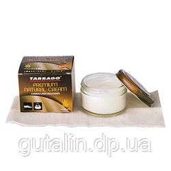 Крем для гладких, нежных кож и кож рептилий Tarrago Premium Natural Cream 50 мл бесцветный