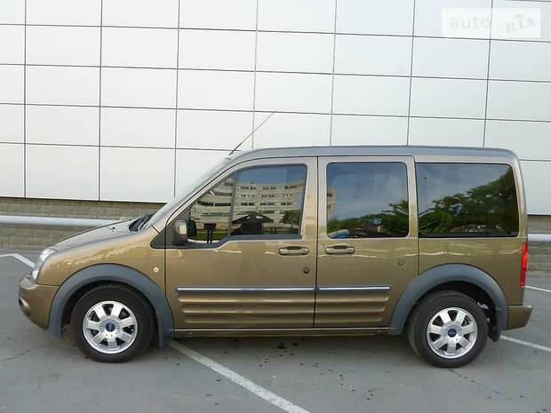 Передний салон, левое окно дверное, короткая база Ford Transit (Tourneo) Connect 2003-2013