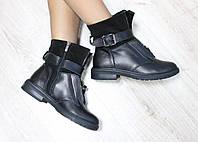 Женские зимние ботинки  38