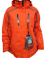 Куртка горнолыжная женская Snow Headquarter Model B-8006 Color Red/Blue