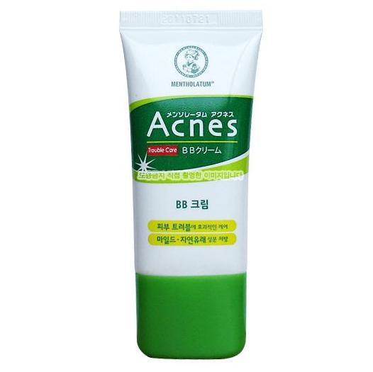 MENTHOLATUM ББ Крем для проблемной кожи Acnes BB Cream 30ml