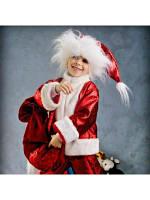 Детские карнавальные костюмы Санта Клауса