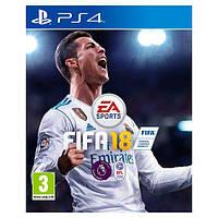 Прокат / Аренда  FIFA 2018 PS4