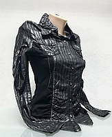 Блуза женская в стиле Just Cavalli