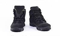 Ботинки зимние, полностью кожаные, водостойкие, утеплитель Foiltex, 4 штурм 45