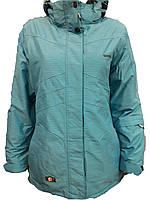 Куртка горнолыжная женская Snow Headquarter Model: B-8079 Color: Blue