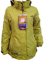 Куртка горнолыжная женская Snow Headquarter Model: B-8079 Color: Yellow