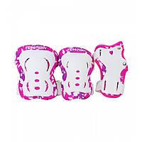 Комплект защиты детский Fid Kids розовый M  Tempish (1020000004/pink/M)