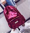 Рюкзак Звезды (красный), фото 2