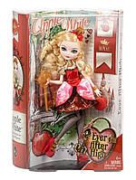 Кукла Эвер Афтер Хай Эппл Уайт базовая (1 выпуск) Индонезия, Ever After High Apple White Doll.