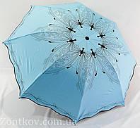 """Механический зонт обратного сложения с куполом 103 см. от фирмы """"Yuring"""""""