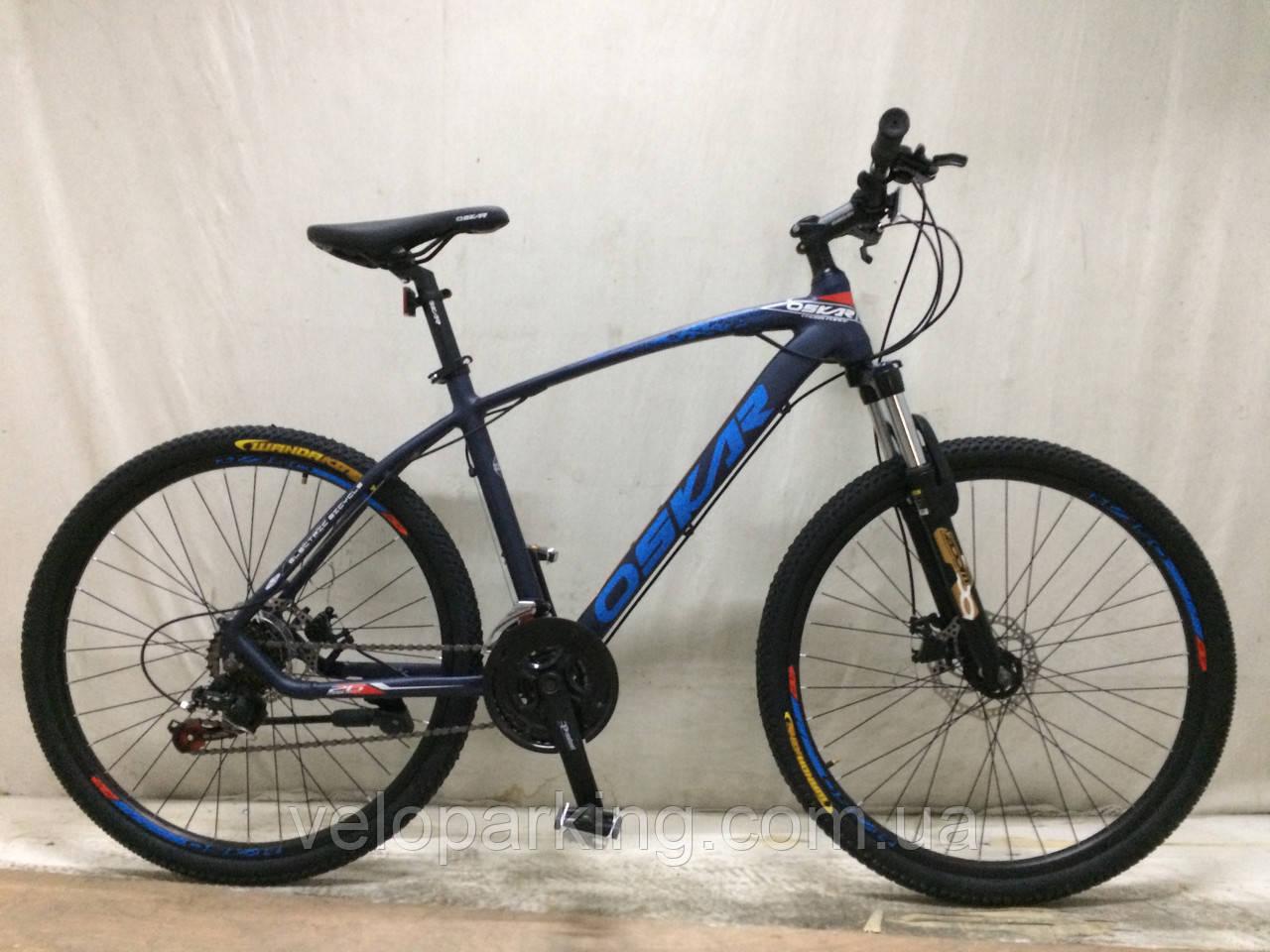 Горный велосипед Oskar MTB1712  26 (2018) DD new