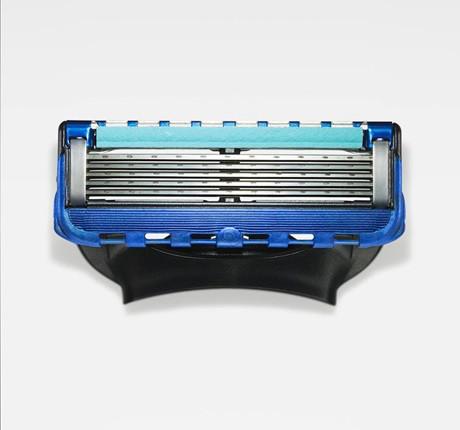 Сменные лезвия для бритвы Gillette Fusion Proglide - поштучно.