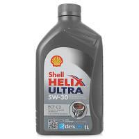 Моторное масло SHELL Helix 5W-30 Ultra ECT C3 1L