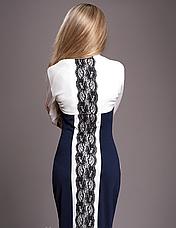 Платье с красивой спинкой и болеро, фото 3