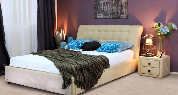 Кофе-тайм кровать двухспальная