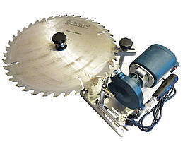 Заточний верстат для дискових пил AL-FA ALS8, фото 2