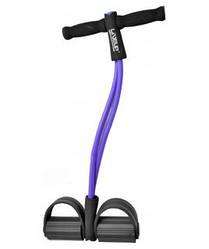 Эспандер с упорами для ног SOFT PULL LS3205