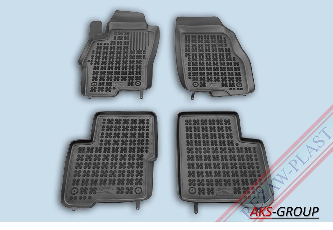 Ковры салона Fiat Linea I 2006 - 2015  Rezaw-Plast 201507