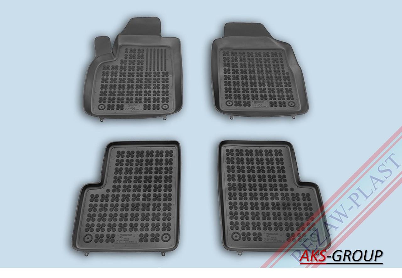 Ковры салона Fiat 500 2007- Rezaw-Plast 201503